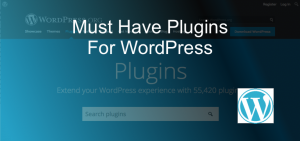 Must Have Plugins for WordPress